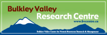 Bulkley Valley Research Centre Logo