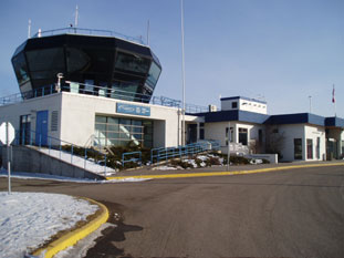 Smithers Airport